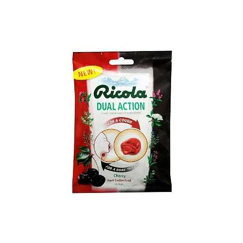 Ricola Cherry, Dual Action (12x19 CT)
