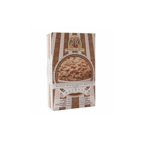 Bakery On Main Mapple MltGrain Instant Oatmeal (6x10.5OZ )