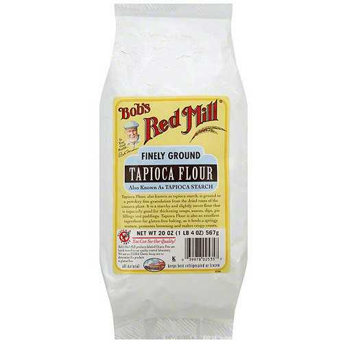 Bob's Red Mill Tapioca Flour (1x25LB )