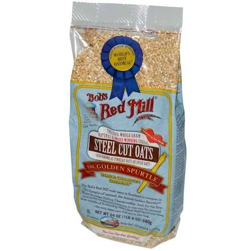 Bob's Red Mill Steel Cut Oats (1x25LB )