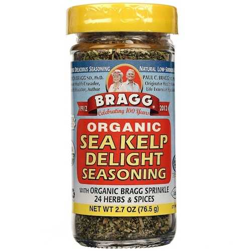 Bragg Sea Kelp Seasoning (12x2.7OZ )