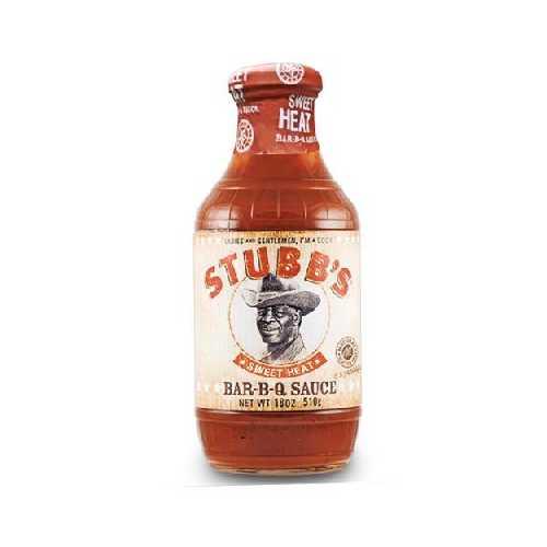 Stubbs Bbq Sauce Sweet Heat (6x18OZ )