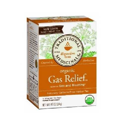 Traditional Medicinals Gas Relief (6x16BAG )