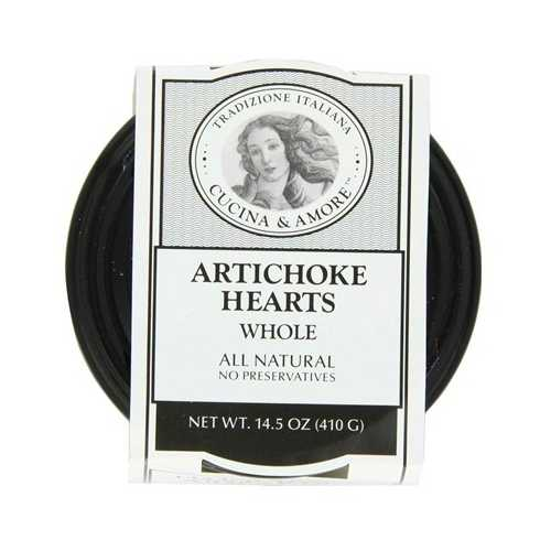 Cucina & Amore Artick Whole Marinated (6x14.5OZ )