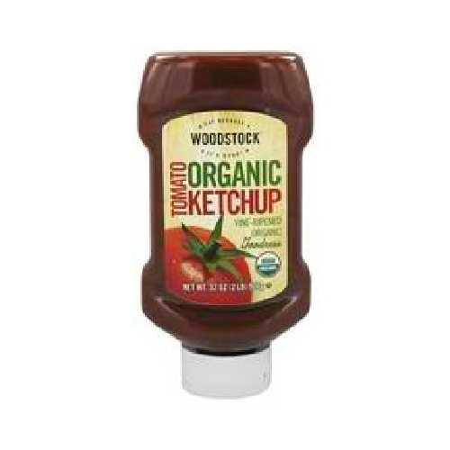 Woodstock Tomato Ketchup (12x32OZ )