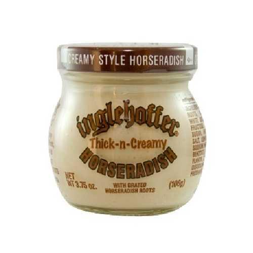 Inglehoffer Horseradish Creamy (12x3.75OZ )