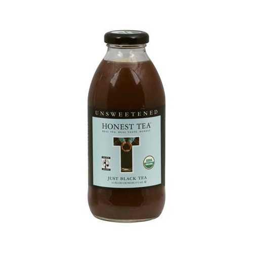 Honest Black Tea Un Sweet (12x16OZ )