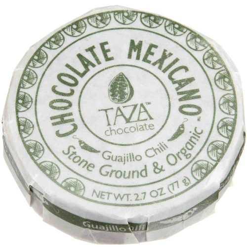 Taza Chocolate Guajillo Chili (12x2.7 OZ)