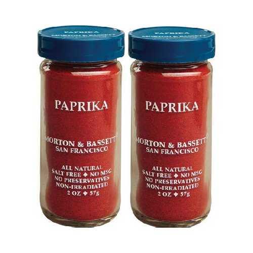 Morton & Bassett Paprika (3x2OZ )