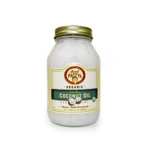Aunt Patty's Xvr Coconut Oil (6x30.6OZ )