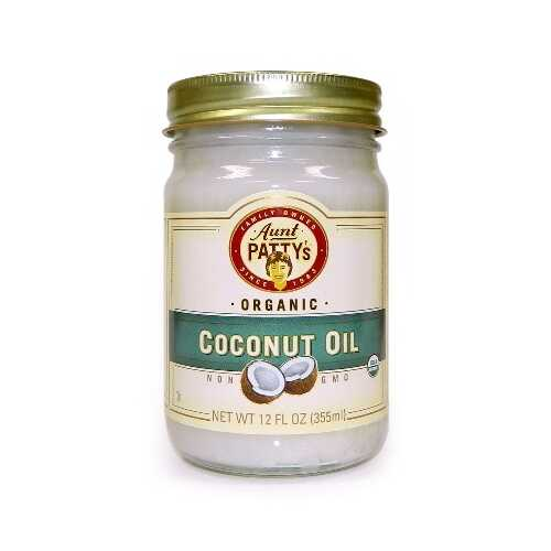 Aunt Patty's Coconut Oil (6x12OZ )