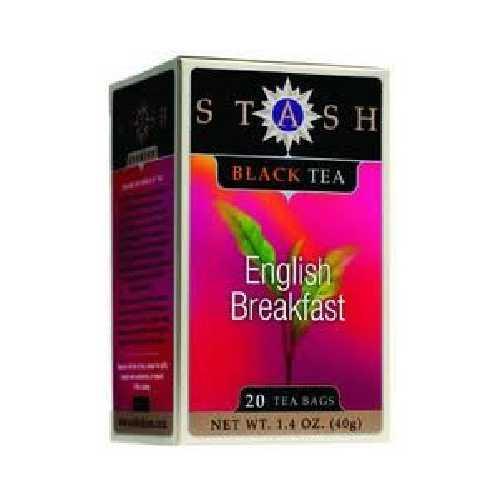Stash Tea English Brkfast (6x20BAG )