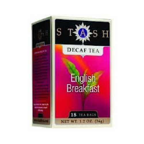 Stash Tea Decaf English Brkf (6x18BAG )