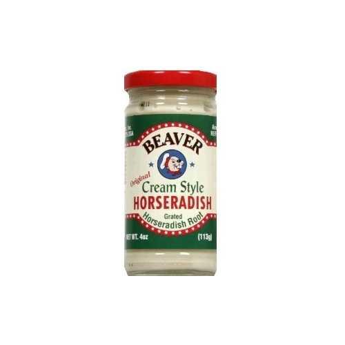 Beaver Horseradish Creme Style (12x4OZ )