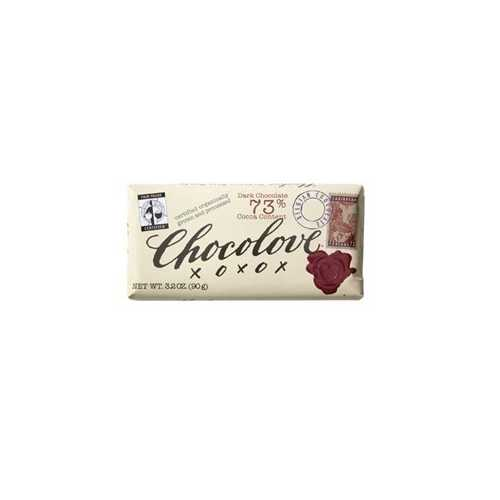 Chocolove 73% DChocolate Ft (12x3.2OZ )