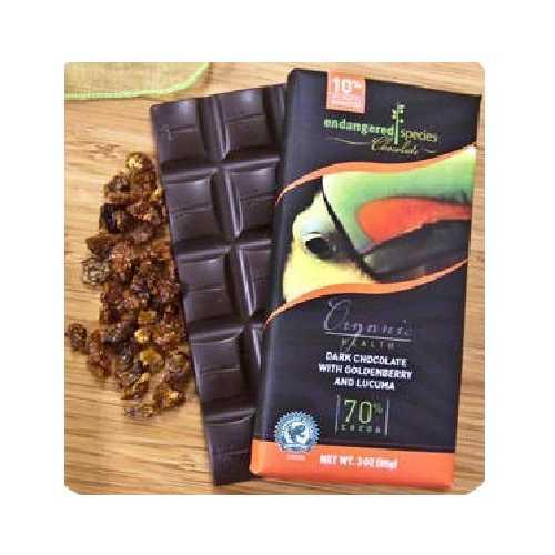 Endangered Species Puffn Br Chocolate (12x3OZ )