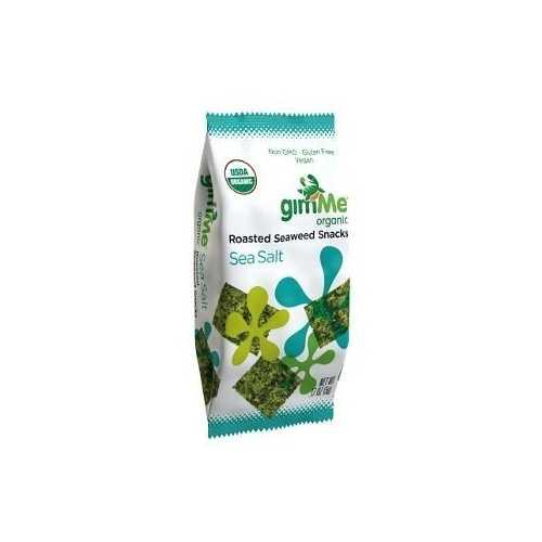 Gimme Seaweed Snk SeaSalt (12x0.35OZ )