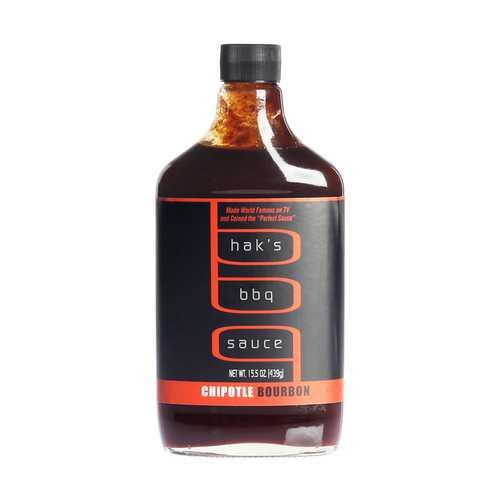 Hak's Bbq Sauce Chptl Brbn Bbq Sauce (6x15.5OZ )