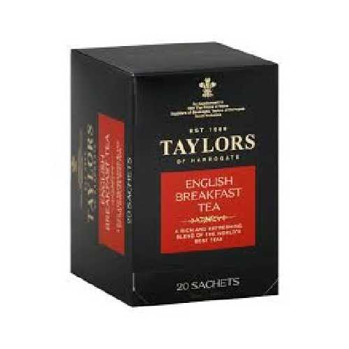 Taylors Of Harrogate English Breakfast Tea (6x20BAG )
