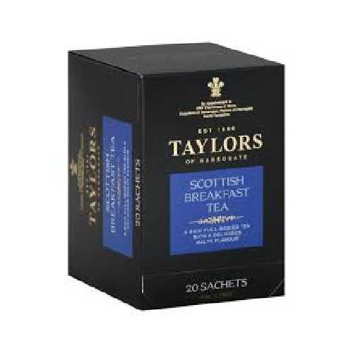 Taylors Of Harrogate Scottish Breakfast Tea (6x20BAG )