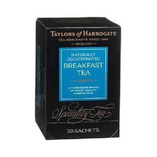 Taylors Of Harrogate Decaf Breakfast Tea (6x20BAG )