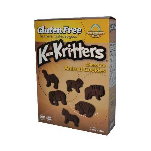 Kinnikinnick Foods Kritters Chocolate Ckies (6x8OZ )