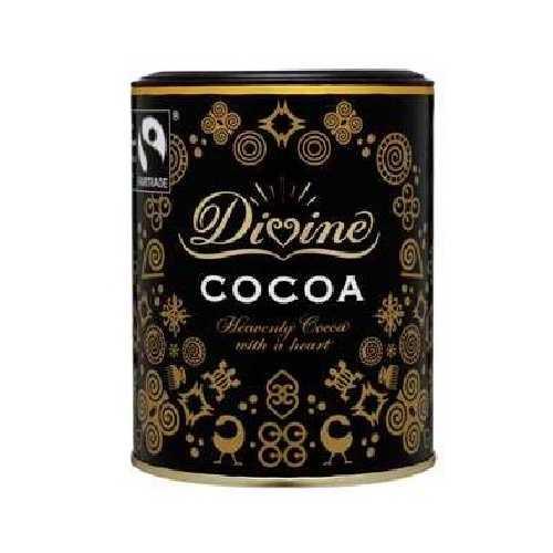 Divine Cocoa Powder (12x4.4OZ )