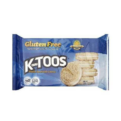 Kinnikinnick Foods Itoos Van Creme Cookie (6x8OZ )