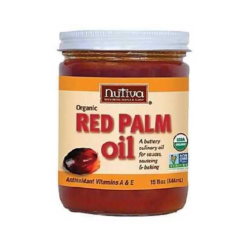 Nutiva Red Palm Oil (6x15OZ )