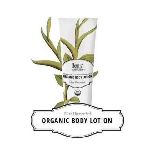 Nourish Body Lotion Pure Uns (1x8OZ )