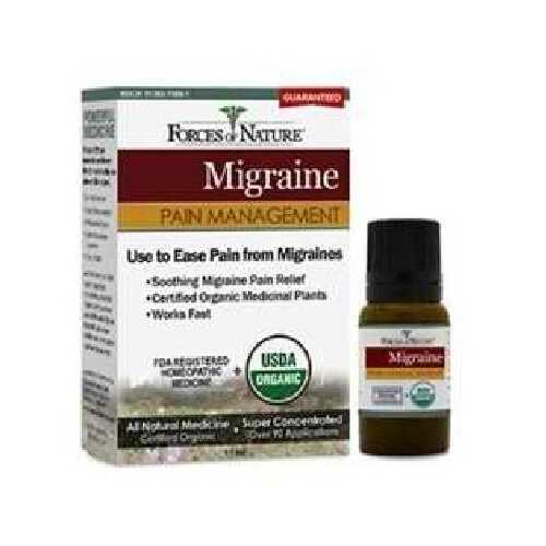 Forces Of Nature Migraine Pain (1x11ML )