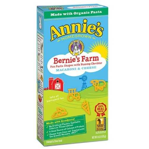 Annie's Homegrown Bernie's Farm Mac N Cheese (12x6OZ )