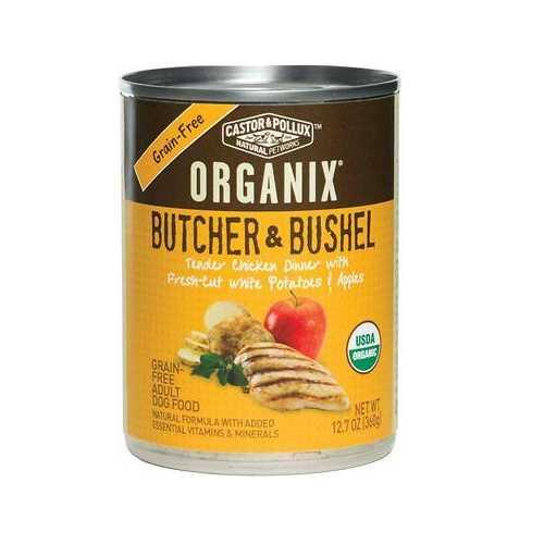 Castor & Pollux Org Chicken/Lvr Cat (24x5.5OZ )