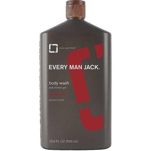 Every Man Jack Wash, Cedarwood (1x16.9 OZ)