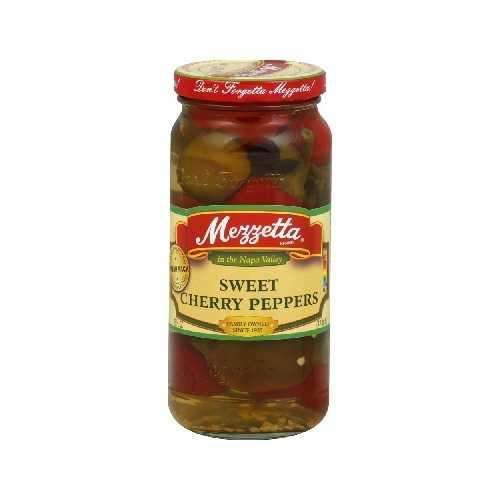 Mezzetta Sweet Cherry Peppers (6x16OZ )