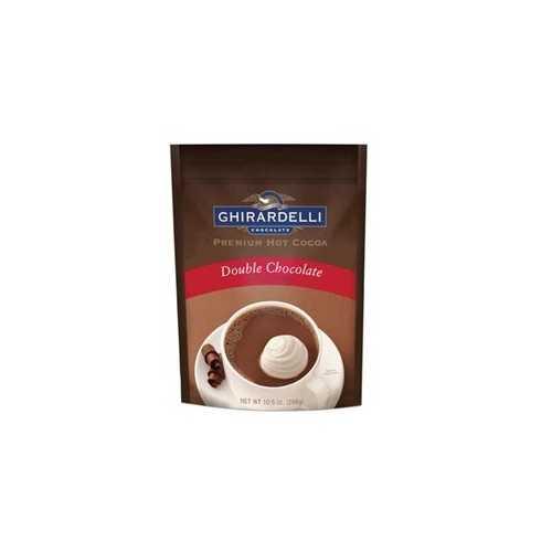 Ghirardelli Double Chocolate Cocoa (6x10.5OZ )