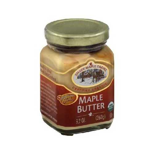 Shady Maple Farms Maple Butter (8x9.2OZ )