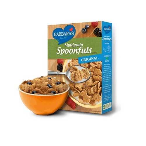Barbara's Bakery MltGrain Spoonfuls Original (12x14OZ )