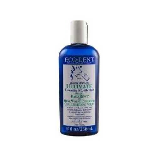 Eco-Dent Mint Mouth Rinse (1x8OZ )