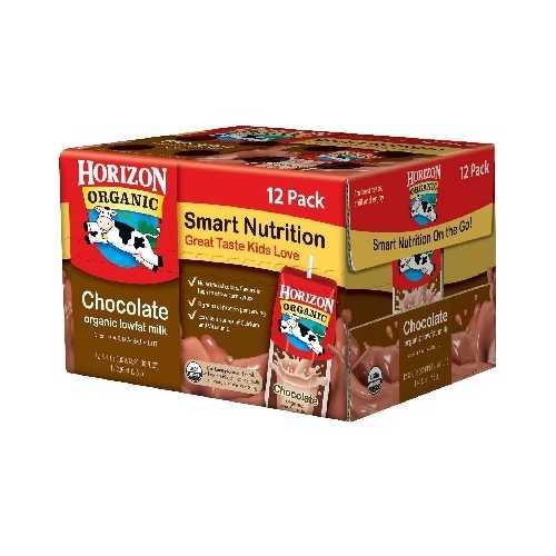 Horizon 1% Chocolate Clb Pk (1x12Pack )