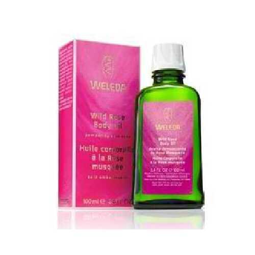 Weleda Products Wild Rose Body Oil (1x3.4OZ )