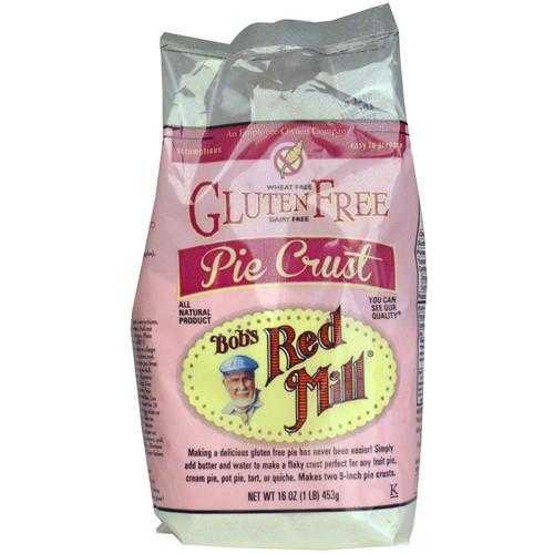 Bob's Red Mill Pie Crust, GF (4x16 OZ)