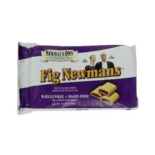 Newman's Own Organics Wf Df Fig Newmns (6x10OZ )