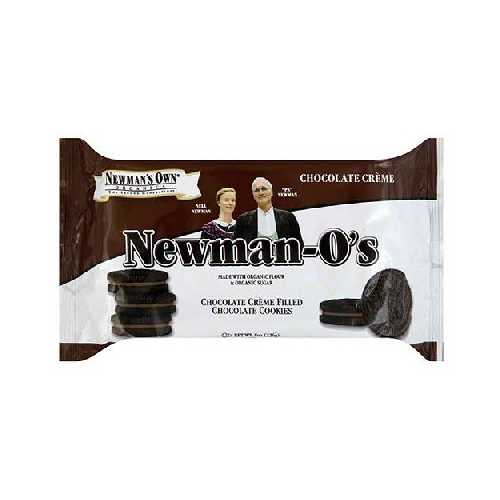 Newman's Own Organics O's Chocolate Creme (6x8OZ )