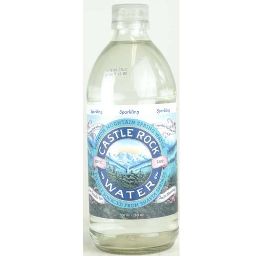 Castle Rock Water Sparkling Water (24x16.9 OZ)