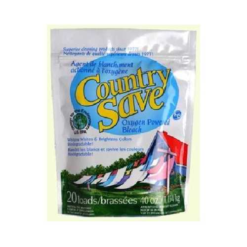 Country Save Oxy Powder Bleach (12x2.5LB )