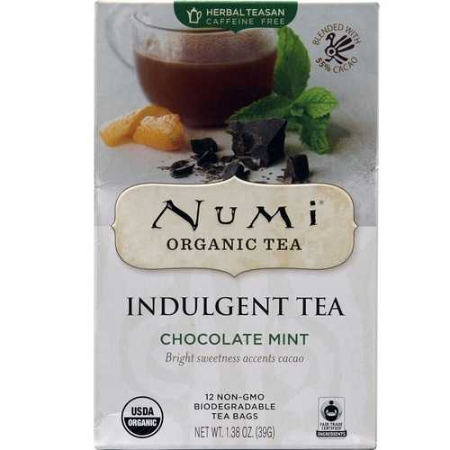 Numi Tea Chocolate Mint (6x12 BAG)
