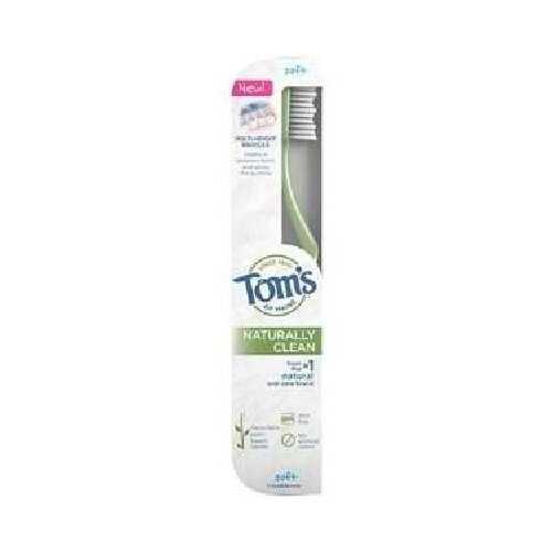 Tom's Of Maine Adult Soft Tthbrsh (6x1Each)