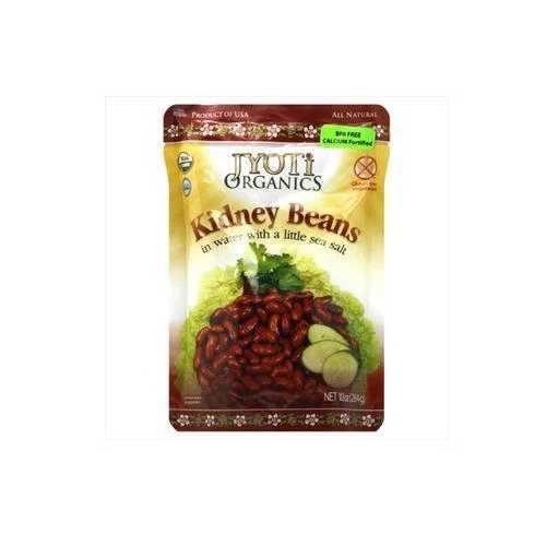 Jyoti Organics Kidney Beans (6x10OZ )