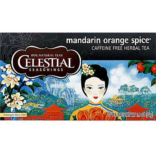 Celestial Seasonings Mandarin Orange Spice (6x20BAG )